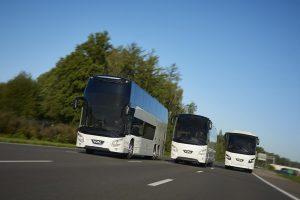 fotografie VDL bussen